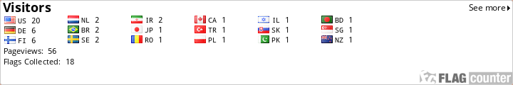 http://s09.flagcounter.com/count/r0fs/bg_FFFFFF/txt_000000/border_CCCCCC/columns_8/maxflags_104/viewers_0/labels_1/pageviews_1/flags_1/