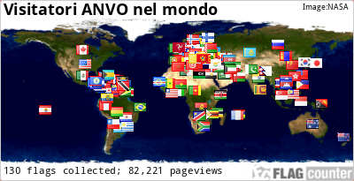 Contatore Visite ANVO
